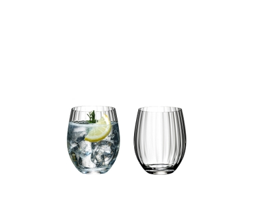 RIEDEL Tumbler Collection Optical O Long Drink on a white background