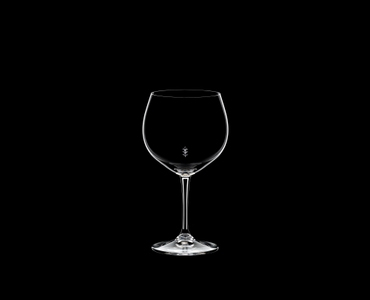 RIEDEL Restaurant Oaked Chardonnay Pour Line ML on a black background