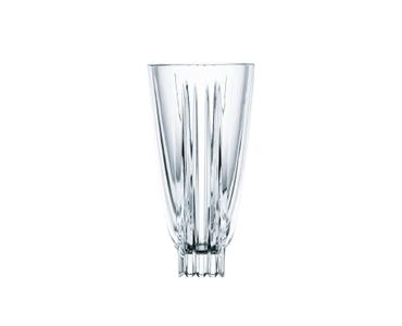 NACHTMANN Art Deco Vase (24 cm, 9 1/2 in) on a white background
