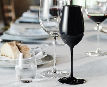 RIEDEL Sommeliers Blind Tasting Glass in use
