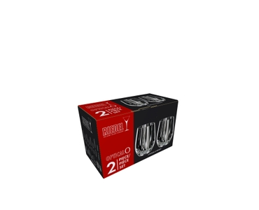 RIEDEL Tumbler Collection Optical O Whisky in der Verpackung