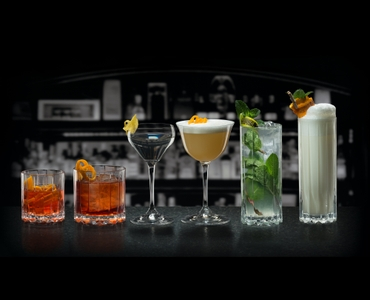 RIEDEL Drink Specific Glassware Mixology Neat Set in the group
