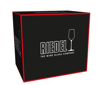 RIEDEL Decanter Curly Pink Mini R.Q. dans l'emballage