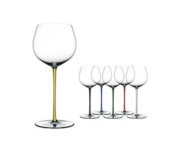 RIEDEL Fatto A Mano Oaked Chardonnay Yellow a11y.alt.product.490000Y97