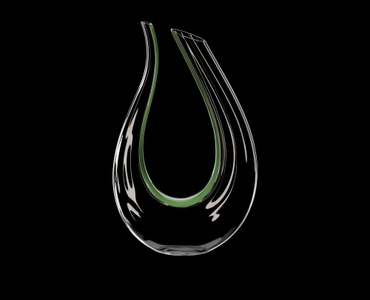 RIEDEL Decanter Amadeo Performance on a black background
