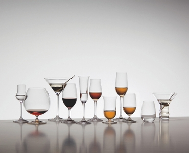 RIEDEL Sommeliers Rosé in the group