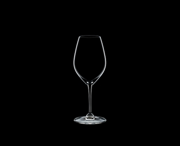 RIEDEL Restaurant Champagne Wine Glass on a black background