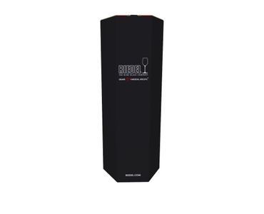 RIEDEL High Performance Champagne Glass Red in the packaging