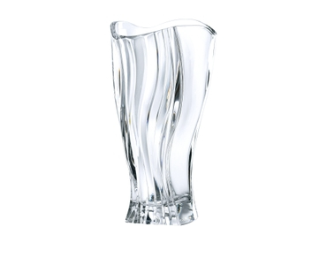 NACHTMANN Curve Vase (30 cm / 12 in) on a white background