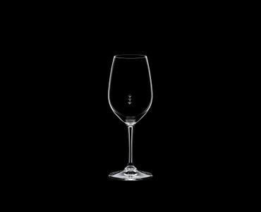 RIEDEL Restaurant Riesling/Zinfandel Pour Line ML on a black background