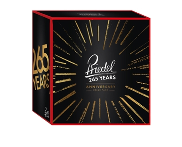 RIEDEL Sommeliers Bordeaux Grand Cru 265 years anniversary value 2-pack sales packaging