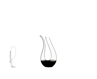RIEDEL Decanter Amadeo R. Q. a11y.alt.product.filled_white_relation