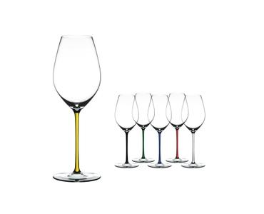 RIEDEL Fatto A Mano Champagne Wine Glass Yellow R.Q. a11y.alt.product.colours