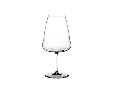 RIEDEL Winewings Riesling on a white background