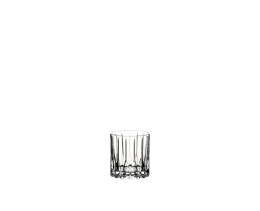 RIEDEL Drink Specific Glassware Neat on a white background
