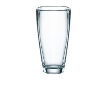 NACHTMANN Carré Vase 25 cm auf weißem Hintergrund