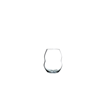 RIEDEL Swirl White Wine on a white background