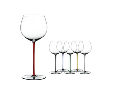RIEDEL Fatto A Mano R.Q. Oaked Chardonnay Red a11y.alt.product.colours