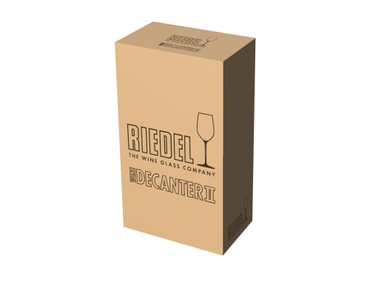 RIEDEL Decanter Amadeo Menta R.Q. in the packaging