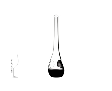 RIEDEL Dekanter Face To Face a11y.alt.product.filled_white_relation