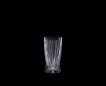 RIEDEL Tumbler Collection Fire Long Drink on a black background