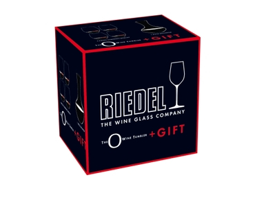 RIEDEL O + Gift in the packaging