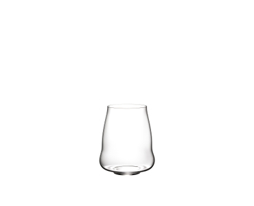 RIEDEL Wings To Fly Pinot Noir / Nebbiolo on a white background