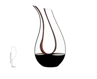RIEDEL Decanter Amadeo Double Magnum in relation to another product