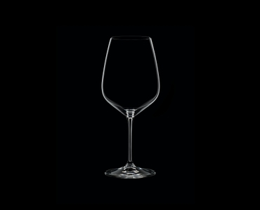 RIEDEL Extreme Cabernet on a black background