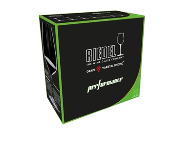 RIEDEL Performance Cabernet in the packaging