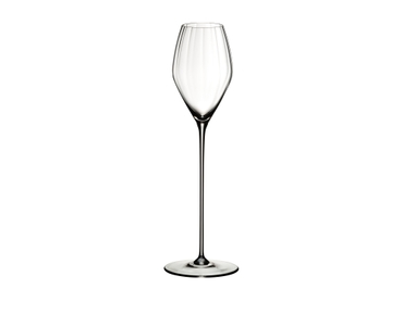 RIEDEL High Performance Champagne Glass Clear on a white background