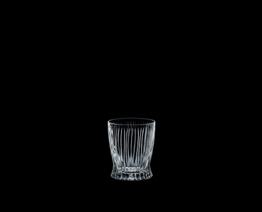RIEDEL Tumbler Collection Fire Whisky on a black background