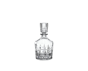 SPIEGELAU Perfect Serve Whisky Decanter on a white background