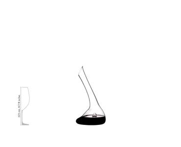RIEDEL Decanter Flirt a11y.alt.product.filled_white_relation