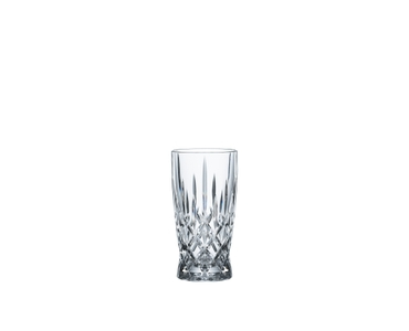 Unfilled NACHTMANN Noblesse Softdrink glass on white background