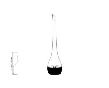 RIEDEL Decanter Flamingo a11y.alt.product.filled_white_relation