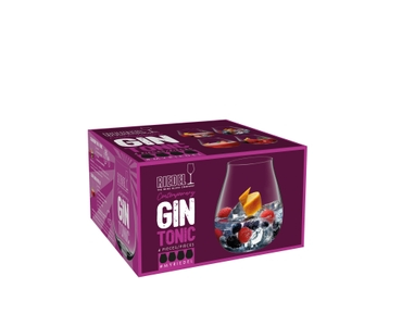 RIEDEL Gin Set Contemporary in the packaging