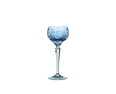 NACHTMANN Traube Wine Hock large aqua on a white background