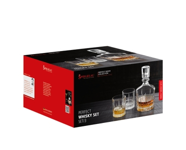 SPIEGELAU Perfect Serve Set in the packaging
