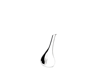 RIEDEL Decanter Black Tie Touch on a white background