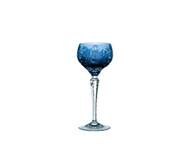 NACHTMANN Traube Wine Hock large cobalt blue auf weißem Hintergrund