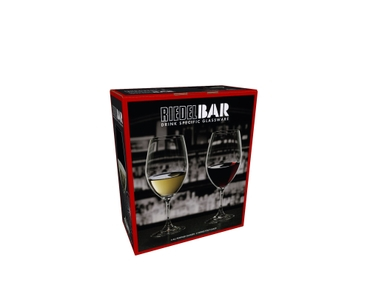 RIEDEL Drink Specific Glassware All Purpose Glass in the packaging