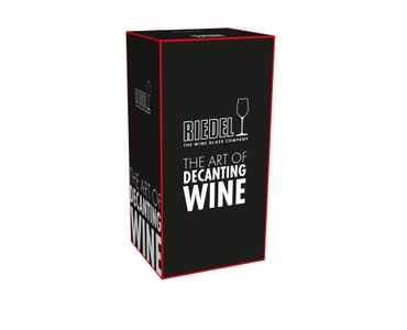RIEDEL Decanter Horn in the packaging