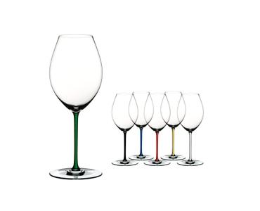 RIEDEL Fatto A Mano Syrah Grün R.Q. a11y.alt.product.colours