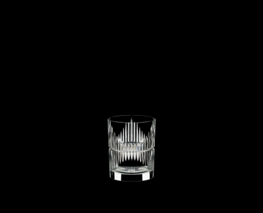 RIEDEL Tumbler Collection Shadows Tumbler on a black background