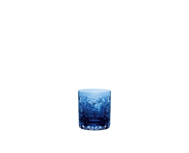 NACHTMANN Traube Whisky cobalt blue on a white background