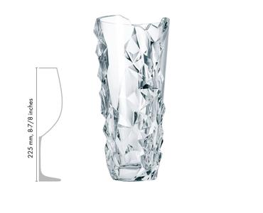 NACHTMANN SCULPTURE Vase (33 cm / 13 in) im Verhältnis zu einem anderen Produkt