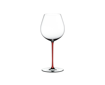 RIEDEL Fatto A Mano Pinot Noir Red R.Q. on a white background