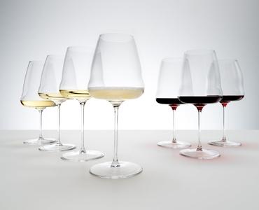 RIEDEL Winewings Restaurant Champagner Weinglas in der Gruppe
