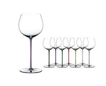 RIEDEL Fatto A Mano Oaked Chardonnay Opal Violet a11y.alt.product.colours